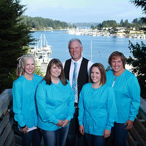 The Harbor View Dentistry team