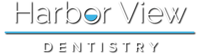 Harbor View Dentistry mobile logo